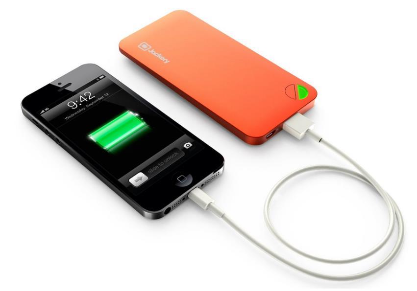 Внешний Аккумулятор - переносное зарядное устройство для телефона