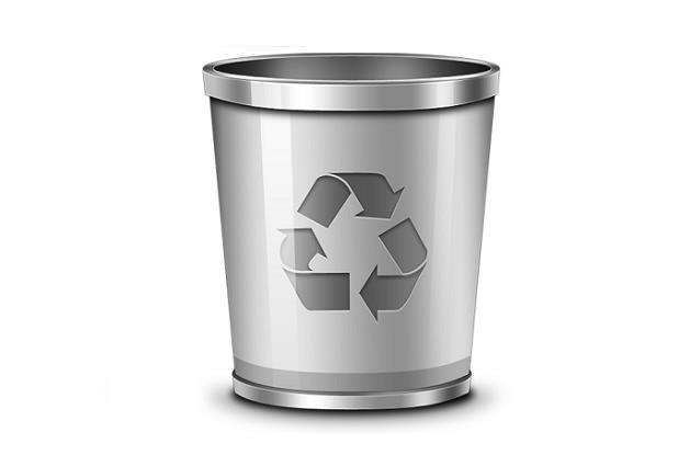 Recycle BIN Android