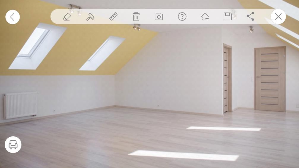 Homestyler приложение для планировки помещений