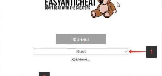 Исправление ошибки в работе EAC в Rust
