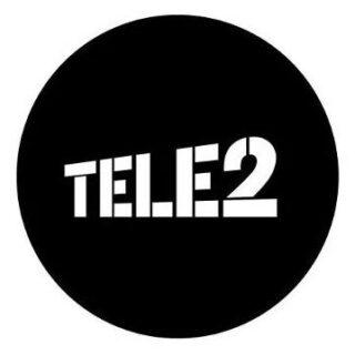 ТЕЛЕ2 - логотип