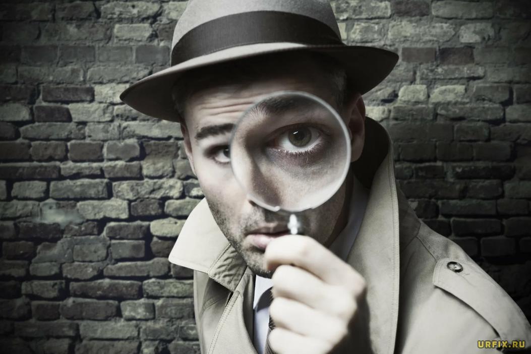 Детектив поможет найти телефон