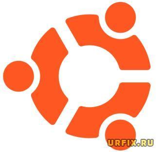 Ubuntu логотип